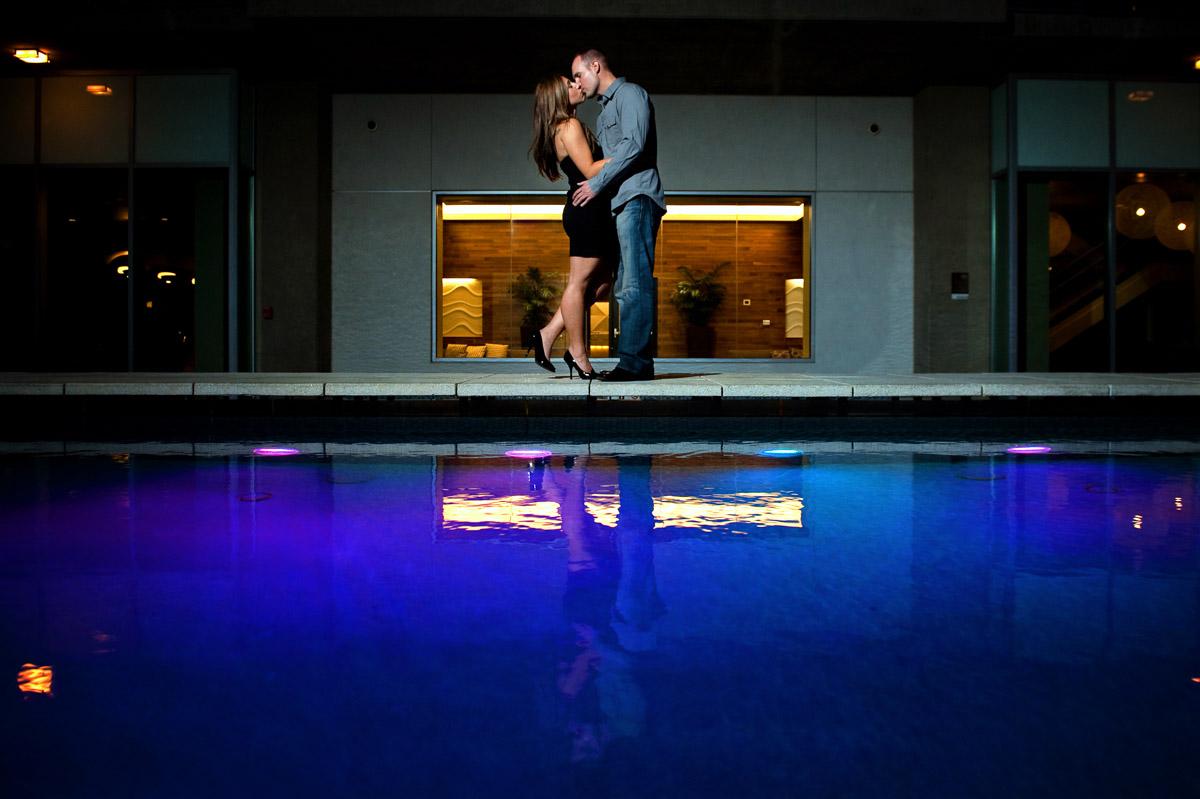 Engagement Hotel Reflection