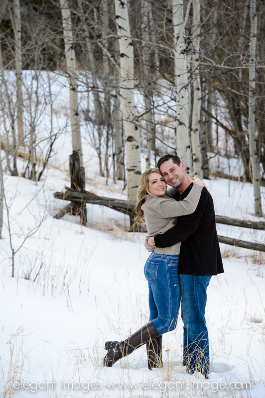 Rocky Mountain Engagement Photos_Elegant Images_0003