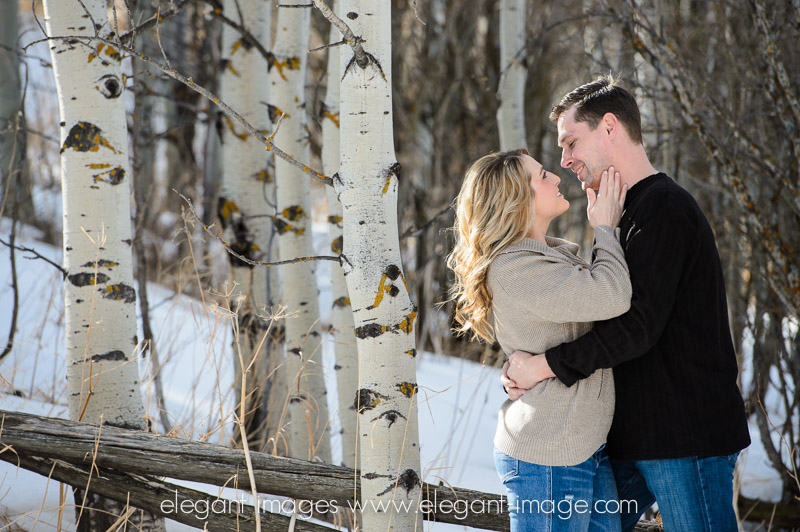 Rocky Mountain Engagement Photos_Elegant Images_0005