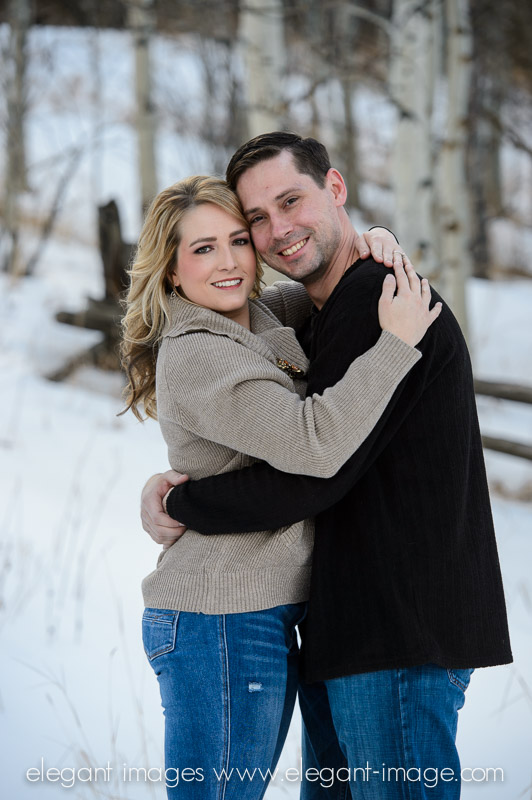 Rocky Mountain Engagement Photos_Elegant Images_0009
