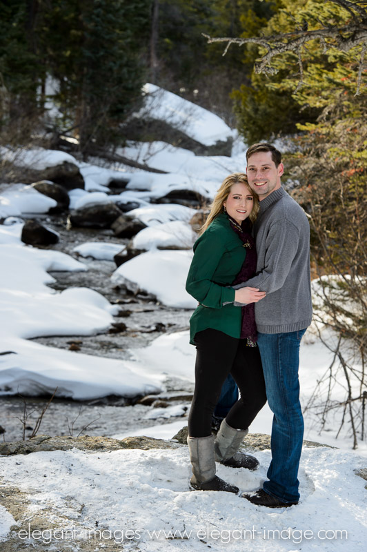 Rocky Mountain Engagement Photos_Elegant Images_0012