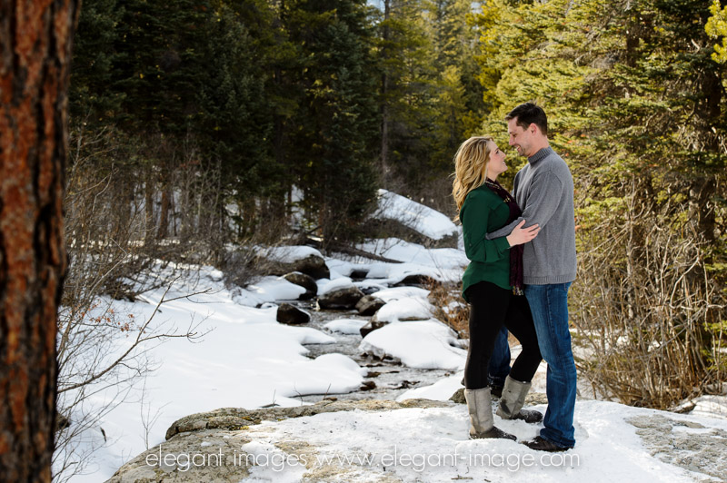 Rocky Mountain Engagement Photos_Elegant Images_0013