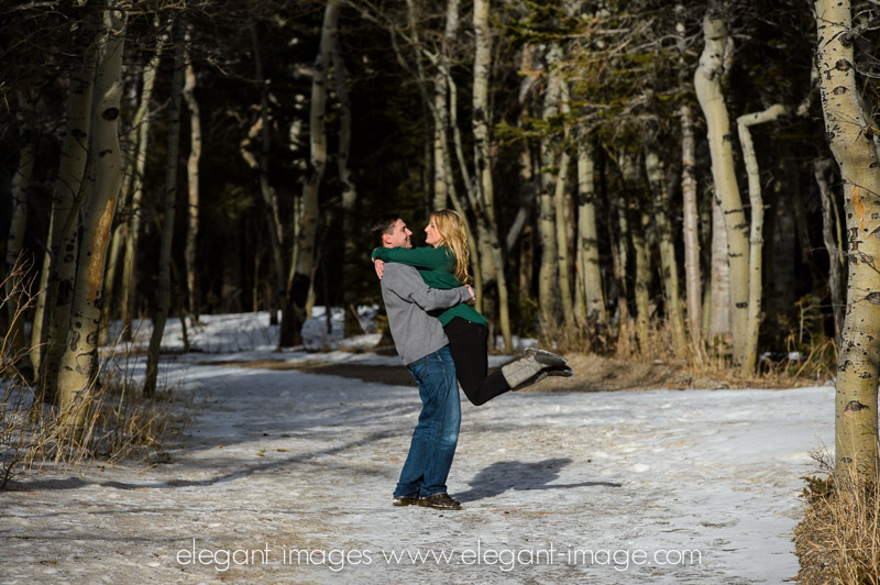 Rocky Mountain Engagement Photos_Elegant Images_0017